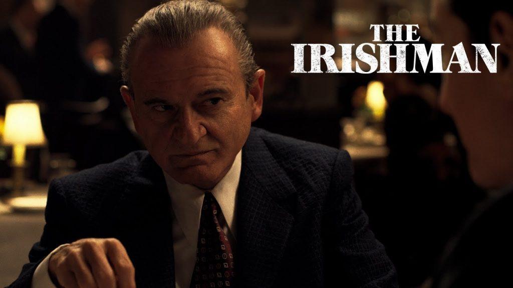 Ο ιρλανδός